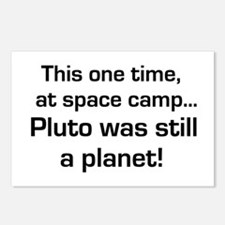 Pluto Postcards (Package of 8)