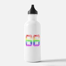66, Gay Pride, Water Bottle