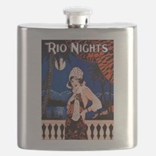 Rio Nights Flask