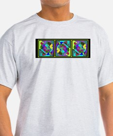 Swinging sixties t shirts shirts tees custom swinging for Murals on the t shirt