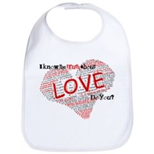 The Truth about Love Bib