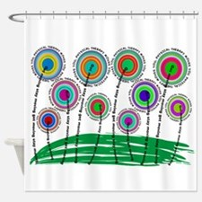 Physical Therapy Shower Curtain