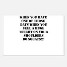Squat the world Postcards (Package of 8)