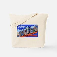 Long Beach California Tote Bag