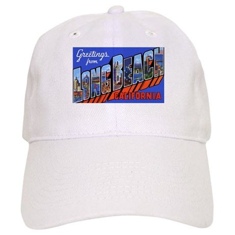 Long Beach California Cap