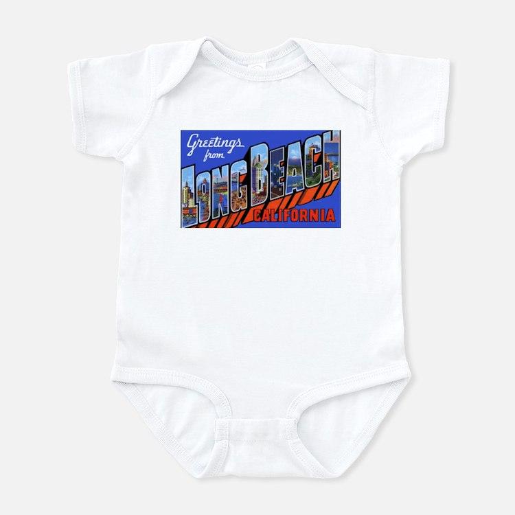 Long Beach California Infant Creeper