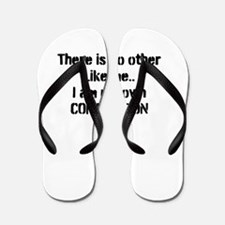 My own competition Flip Flops