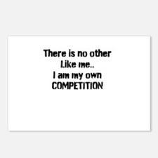My own competition Postcards (Package of 8)