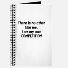 My own competition Journal