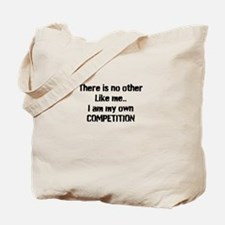My own competition Tote Bag