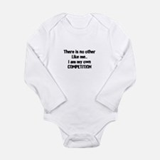 My own competition Long Sleeve Infant Bodysuit