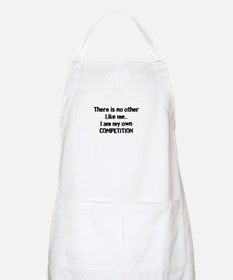 My own competition Apron