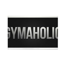 Gymaholic Rectangle Magnet (100 pack)