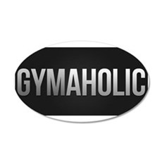 Gymaholic Wall Decal