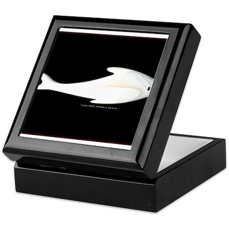 FISH Keepsake Box