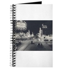 Downtown Las Vegas Retro Journal