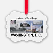 Washington Americasbesthistory.co Ornament