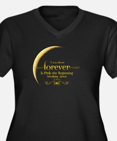 Moon Breaking Dawn dated I was There Women's Plus