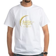 Moon Breaking Dawn dated I was There Shirt