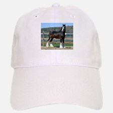Ruskington Danny, English Shire Stallion Baseball Baseball Cap
