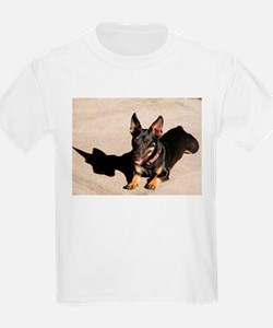 That Day Glow Dog is at it Again T-Shirt