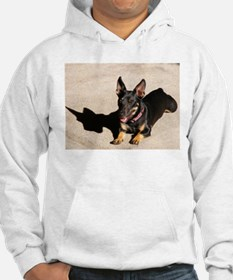 That Day Glow Dog is at it Again Hoodie