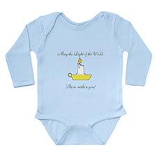 Light of the World Long Sleeve Infant Bodysuit