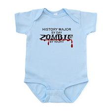 History Major Zombie Infant Bodysuit
