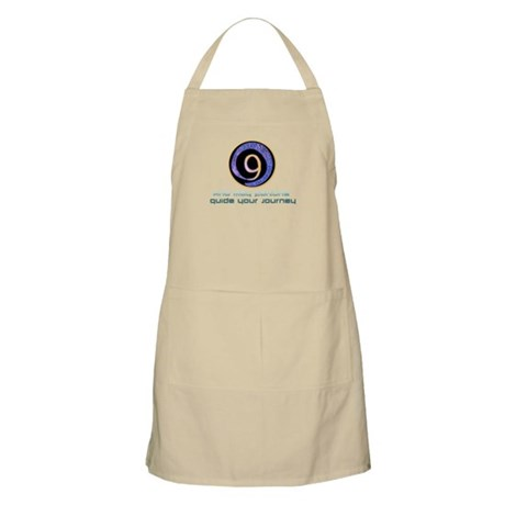 May fortune guide your journey Apron