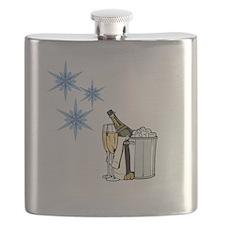 a Toast Flask