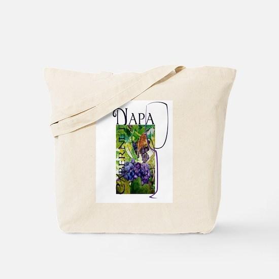 Napa Cabernet Tote Bag