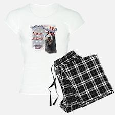 Yankee Doodle Dandy pajamas