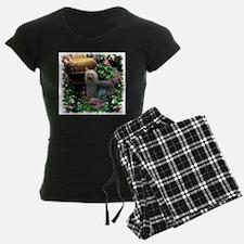 summer garden silky 5.png Pajamas