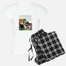 welsh springer garden 2.png Pajamas
