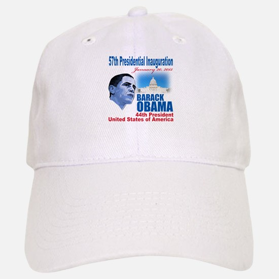 57th Presidential Inauguration Baseball Baseball Cap