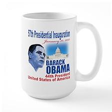 57th Presidential Inauguration Mug