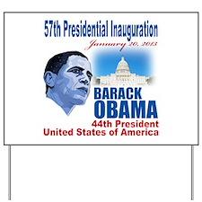 57th Presidential Inauguration Yard Sign