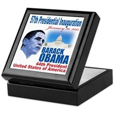 57th Presidential Inauguration Keepsake Box