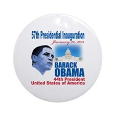 57th Presidential Inauguration Ornament (Round)