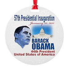 57th Presidential Inauguration Ornament