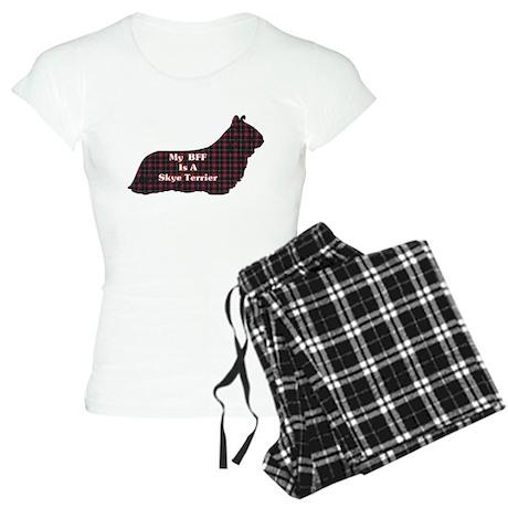 BFF Skye Terrier Women's Light Pajamas