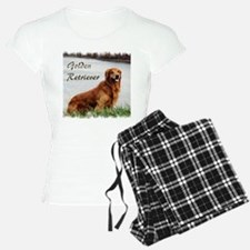 Golden Retriever Art pajamas