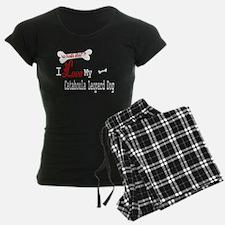 NB_Catahoula Leopard Dog Pajamas