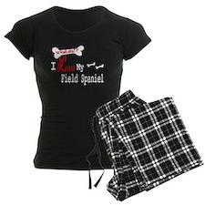 NB_Field Spaniel Pajamas