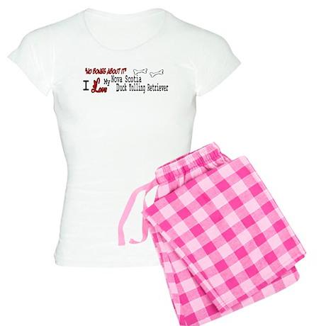 NB_Nova Scotia Duck Tolling R Women's Light Pajama