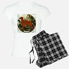 brittany sport rectagle Pajamas