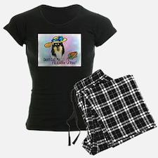Collie_Pun Intended Pajamas