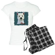 westie for black Pajamas