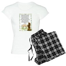 irish blessing of the dogs matted.png Pajamas
