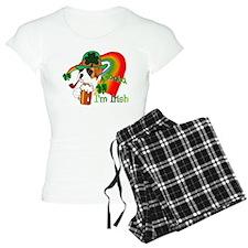 irish boxer white.png Pajamas